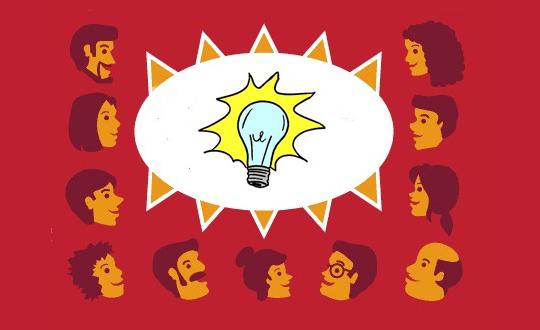 Краудсорсинг: як спільними силами втілити ідею – Inspired