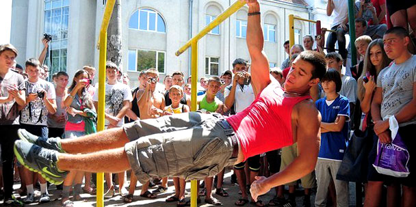 Идеи, изменившие мир: street workout