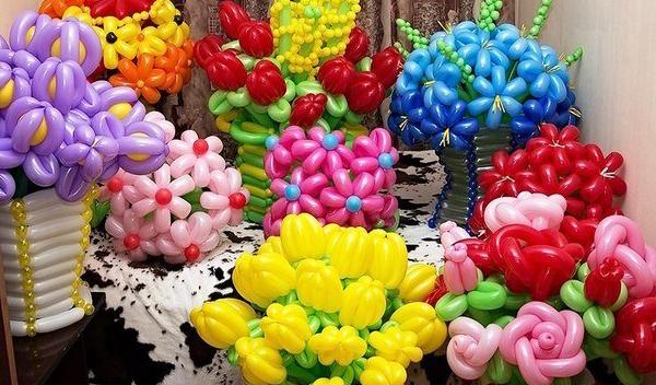 Бізнес на повітряних кульках – як заробляти, даруючи настрій