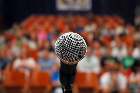 Як побороти страх публічних виступів? – Inspired