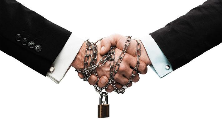 Кривая корупции
